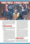 RPG Item: Power Profile #22: Strength Powers