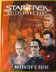 RPG Item: Star Trek Roleplaying Game Narrator's Guide
