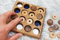 Board Game: Four Senses