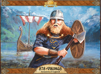 Board Game: 878 Vikings: Invasions of England