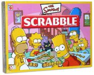 Board Game: Scrabble: Simpsons Edition