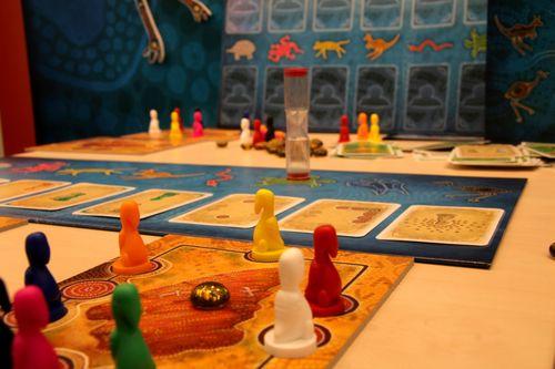 Board Game: Pelican Cove