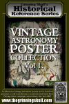 RPG Item: Vintage Astronomy Poster Collection Vol. 1