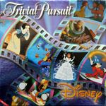 Board Game: Trivial Pursuit: Disney – The Animated Picture Edition