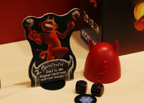 Board Game: Dice Devils