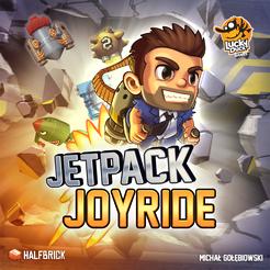 Jetpack Joyride Cover Artwork