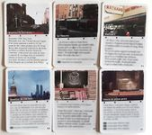 Some cards with places by Julien Long
