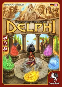 The Oracle of Delphi Cover Artwork