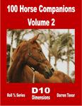 RPG Item: 100 Horse Companions Volume 2