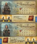 Board Game: Legends of Andor: Wolf Warrior
