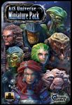 Board Game Accessory: Among the Stars: Miniatures Pack