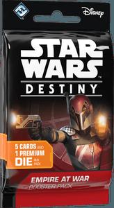 Bossk Wookiee Slayer #17 Rare W Die MINT Star Wars Destiny Empire at War Set