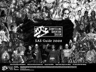 RPG Item: Storytelling Adventure System Guide