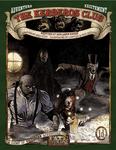 RPG Item: The Kerberos Club (FATE Edition)