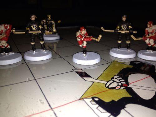 Board Game: Pond Hockey