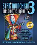 Board Game: Star Munchkin 3: Diplomatic Impunity