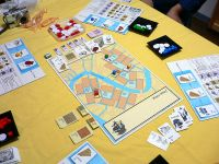 Board Game: The Patrons of Venice