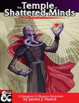 RPG Item: The Temple of Shattered Minds