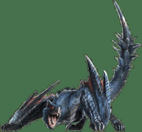 Character: Nargacuga