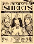 RPG Item: The Armory Fantasy Role Playing Character Sheets