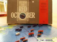 Board Game: The Hunt for Red October