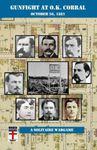 Board Game: Gunfight at O.K. Corral: October 26, 1881