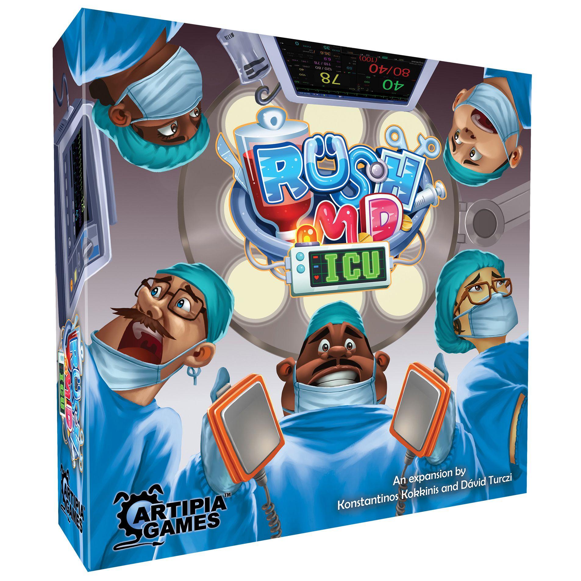 Rush M.D.: ICU