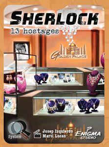 Sherlock: 13 Hostages Cover Artwork