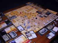 Board Game: Fury of Dracula (Second Edition)
