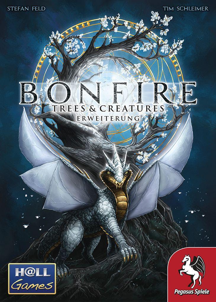 Board Game: Bonfire: Trees & Creatures