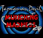Video Game: Tazmanian Devil: Munching Madness