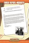 RPG Item: Threat Report #38: Mosquito