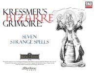 RPG Item: Seven Strange Spells