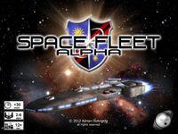 Board Game: Space Fleet Alpha