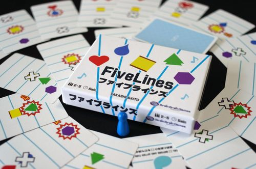 Board Game: FiveLines