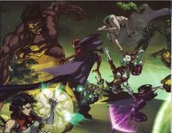 RPG Item: Mutants & Masterminds GM Screen