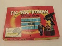 Board Game: Tic-Tac Dough