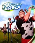 Video Game: Powerstar Golf