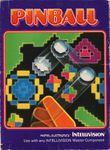 Video Game: Pinball (1983 / Intellivision)