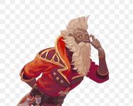 Character: Marvek the Torrid