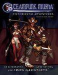 RPG Item: Steampunk Musha