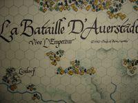 Board Game: La Bataille d'Auerstædt