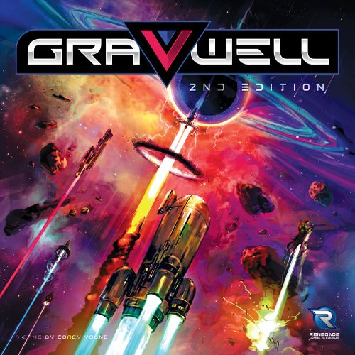 Board Game: Gravwell: 2nd Edition