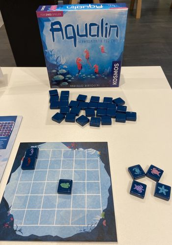 Board Game: Aqualin