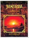 RPG Item: Fantasia Adventure F02: A Bard's Tale