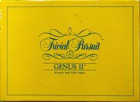 Board Game: Trivial Pursuit: Genus II