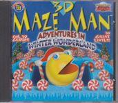 Video Game: 3D Maze Man: Adventures in Winter Wonderland