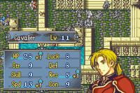 Video Game: Fire Emblem: The Sacred Stones
