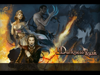 Video Game: Darkness Rush: Saving Princess