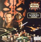 Board Game: Star Wars Episode I: Attack on Naboo